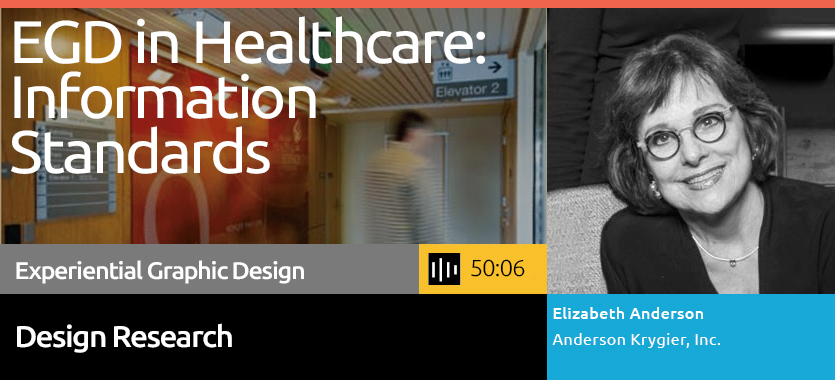 Most major healthcare facilities are developing specific standards for information delivery. Learn about best practices and field research.