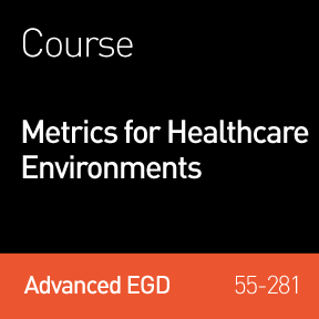 2014 Podcast   Metrics for Healthcare Environments