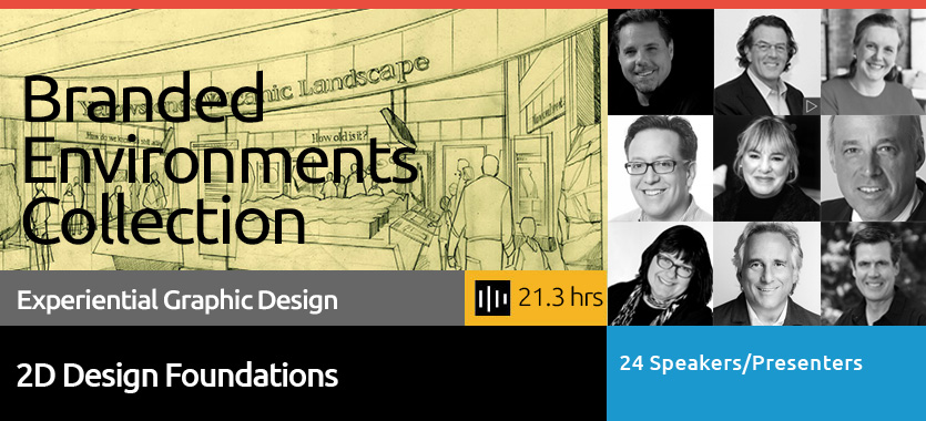 Click to read more about the SEGD Branded Environments Podcast Collection