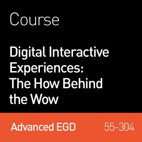 2016 Webinar   Digital Interactive Experiences