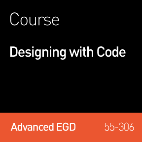 2016 Webinar   Designing with Code