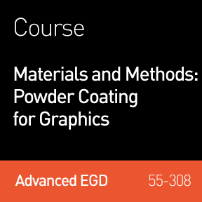 2017 Webinar   Materials and Methods: Powder Coating for Graphics
