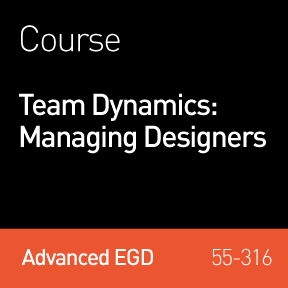 2017 Podcast   Team Dynamics: Managing Designers