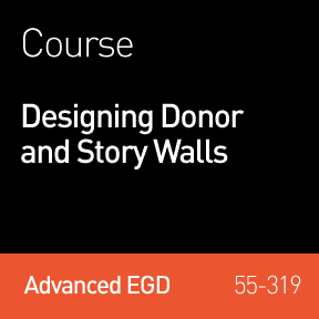 Designing Donor Wall Story Walls