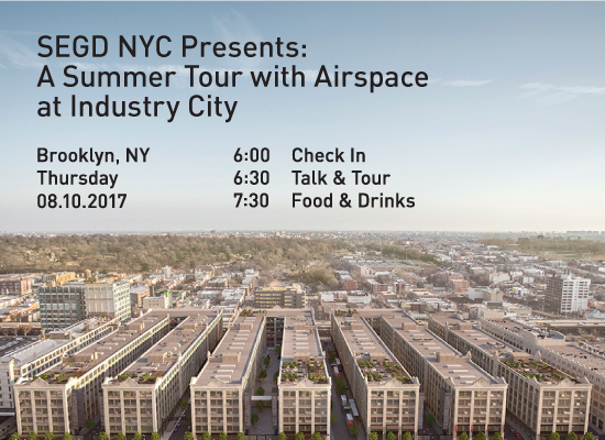 Segd A Summer Tour With Airspace