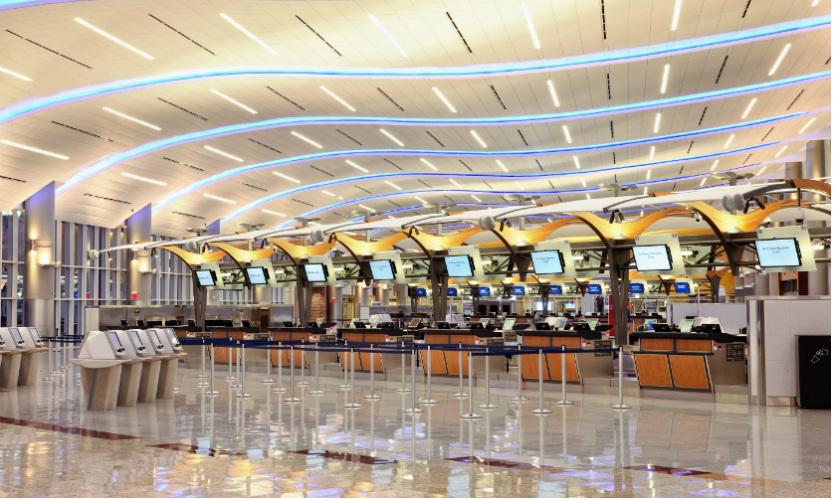 Hartsfield jackson atlanta international airport for International decor gates