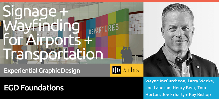 Presented in partnership with the Airport Sign Managers Network, the Denver Chapter of SEGD, and Denver International Airport.