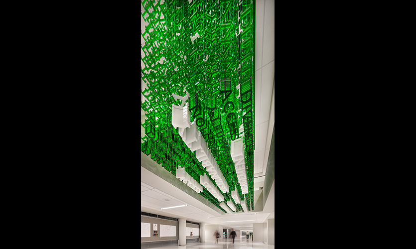 unt student center by perkins