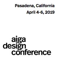 AIGA Design Conference 2019
