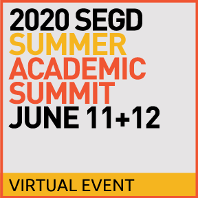 2020 SEGD Academic Summit Registration