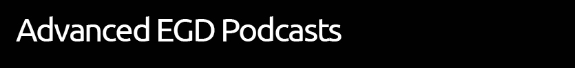 Advanced EGD Podcasts Header