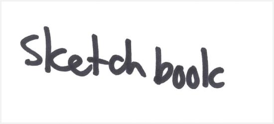 Andrea Fineman's Sketchbook