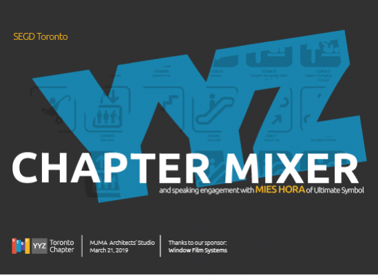 YYZ Chapter Mixer, 2019