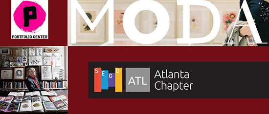 Atlanta Chapter Event - Design Conversation with Ken Carbone