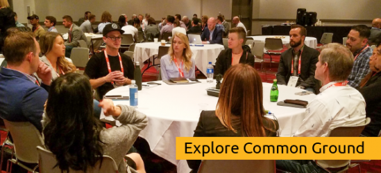 Exploring Common Ground at 2020 SEGD Branded Environments in Vegas!