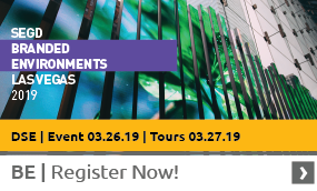 Register to attend 2019 SEGD Branded Environments