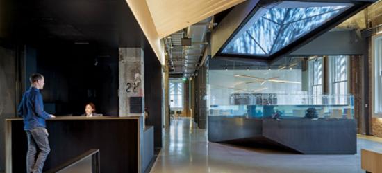 Bloomberg West Coast Tech Hub (Image: IwomotoScott Architecture)