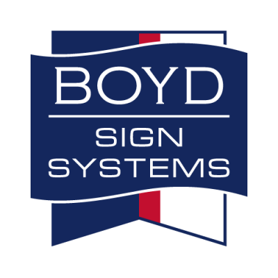 Boyd Sign Systems Logo