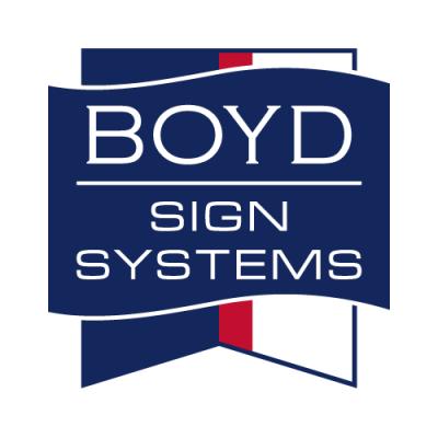Boyd Sign Systems Logo