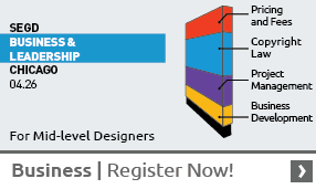 2019 Business and Leadership Event for Mid-Level Designers