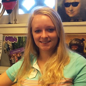 Chloe Peterson, Production Assistant, Chicago Museum of Science & Industry