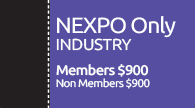 2019 Austin Conference Nexpo Only Industry Registration