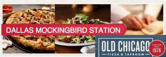 Old Chicago Pizza - Dallas Mockingbird Station