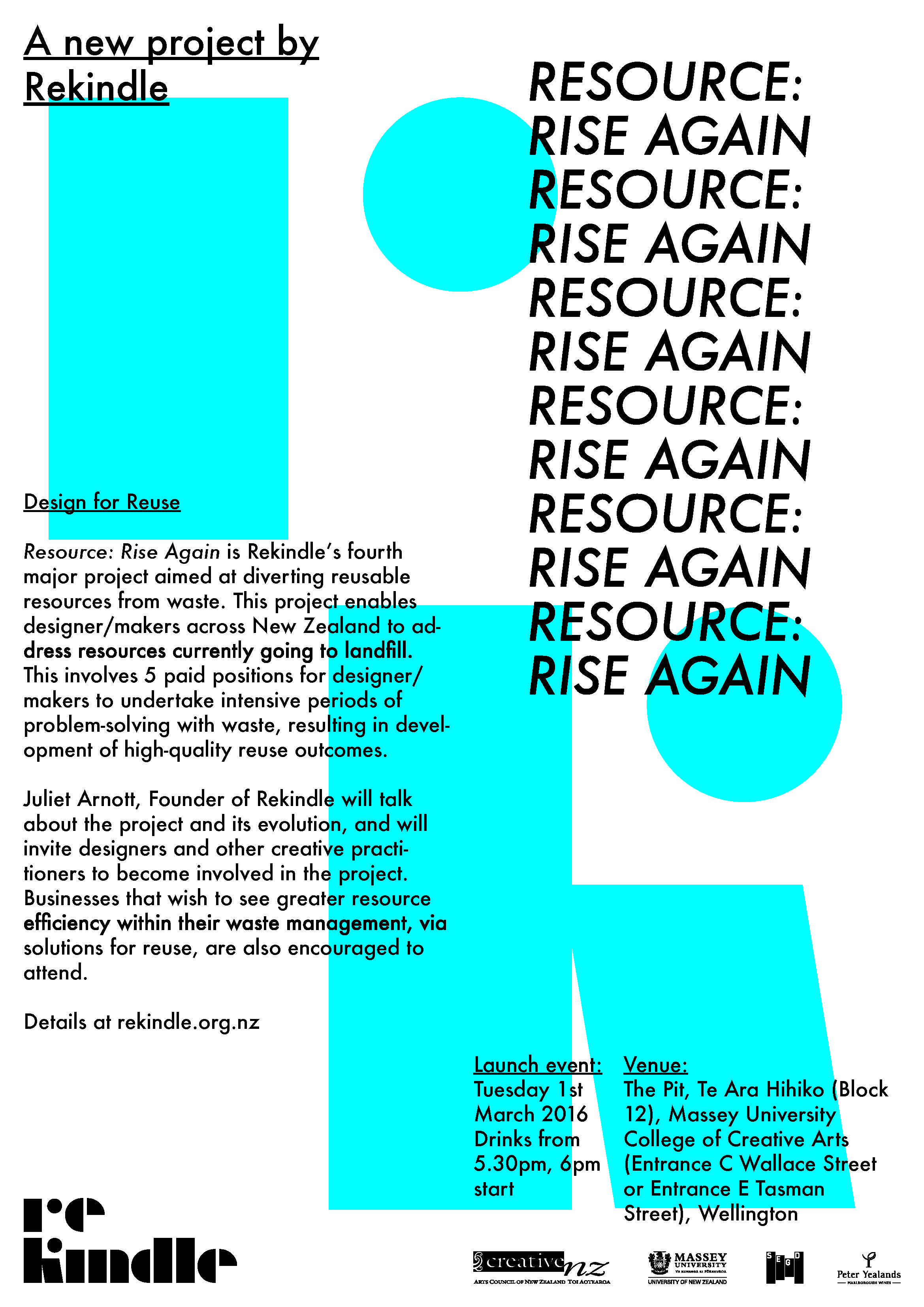 Rekindle poster
