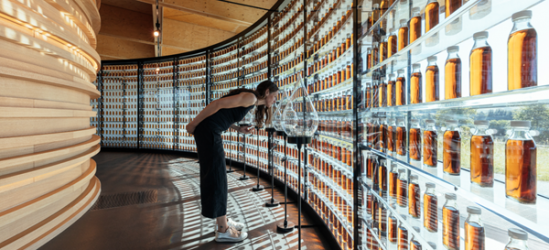 Drink up! SEGD explores four distillery experiences