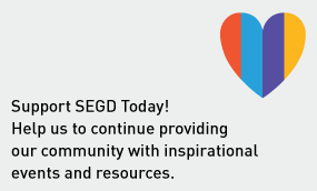 Donate to SEGD Today!