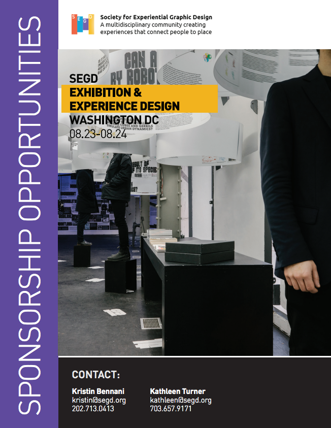Exhibition & Experience Event Prospectus