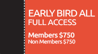 Register now at the early bird rate (valid until Dec 31) for the 2020 SEGD Conference Experience Portland