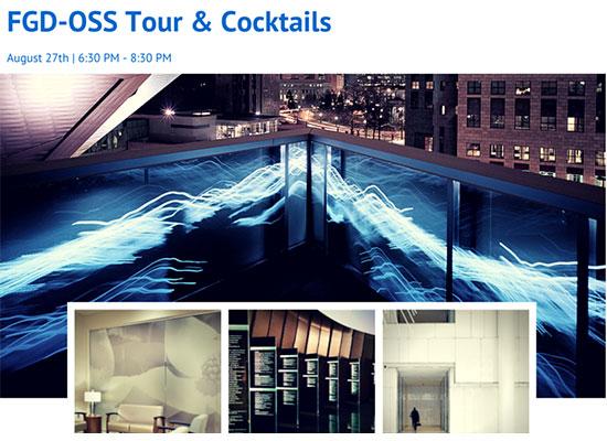 SEGD Atlanta Chapter Tour of FGD-OSS Custom Glass manufacturing facilities