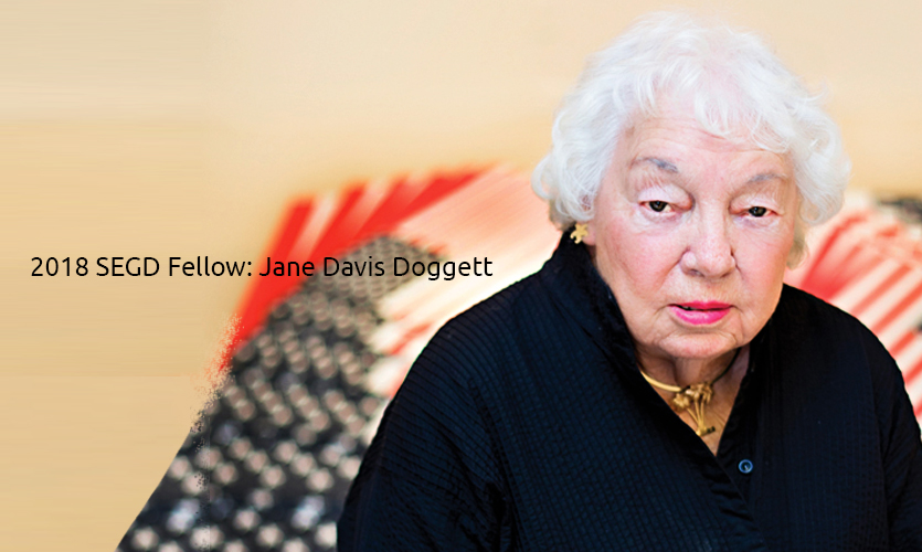 2018 SEGD Fellow Jane Davis Doggett
