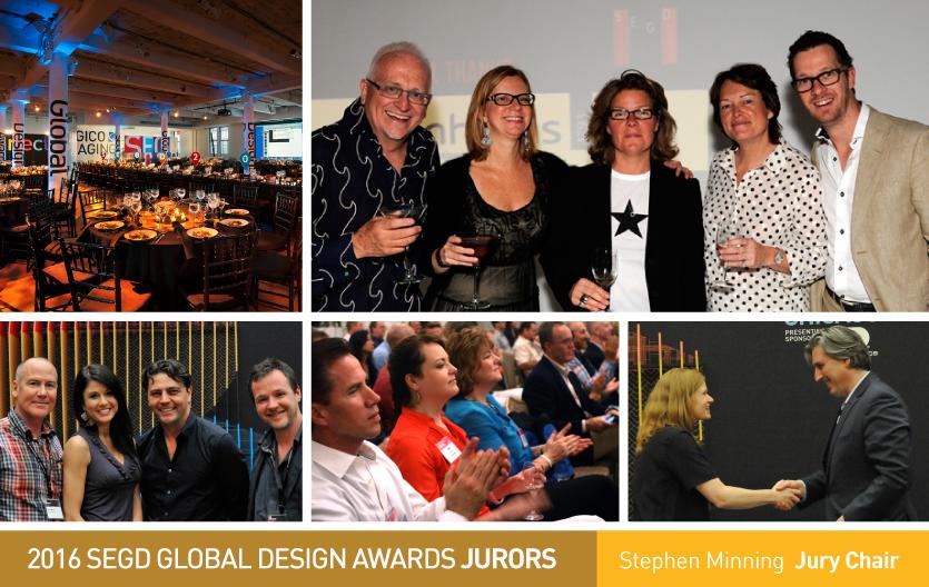 2016 Design Awards Jurors