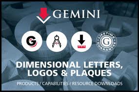 Gemini Banner Ad