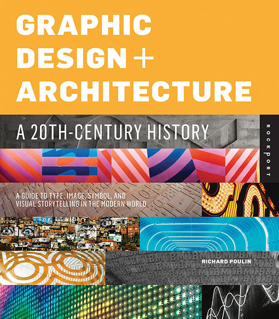 Image of Graphic Design + Architecture book