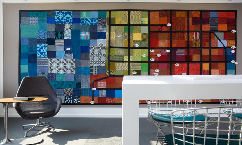 Inside IA Interior Architects. Previous; Next. Previous; Next