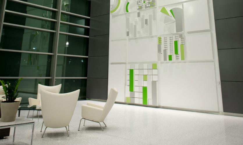 TD Ameritrade Branded Environment | SEGD