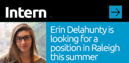 Link to Intern Erin Delahunty