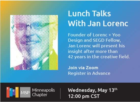 Lunch Talks with Jan Lorenc