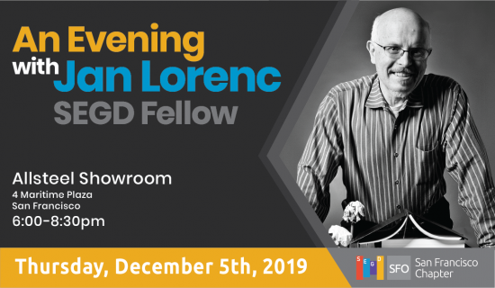 An Evening with Jan Lorenc