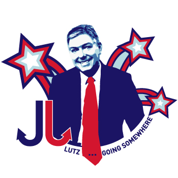 John Lutz Logo