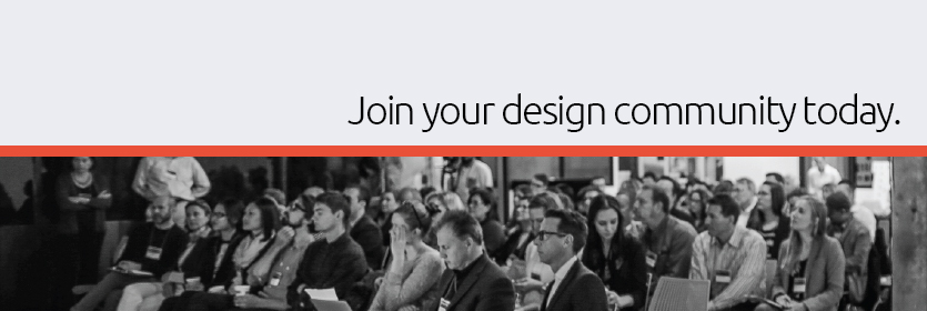 Join your design community!