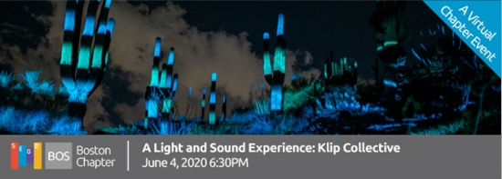 A Light and Sound Experience: Klip Collective