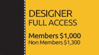 Conference Designer Late Registration