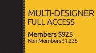 Conference Designer Group Late Registration
