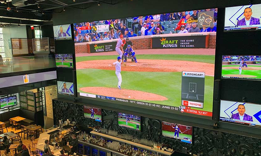 Daktronics and Automation Arts Collaborate On Recent Projects