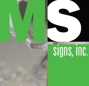 MS Signs Logo