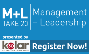Join us for the SEGD Management & Leadership 2020 event in Cincinnati